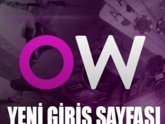 Onwin Yeni Giriş Sayfası